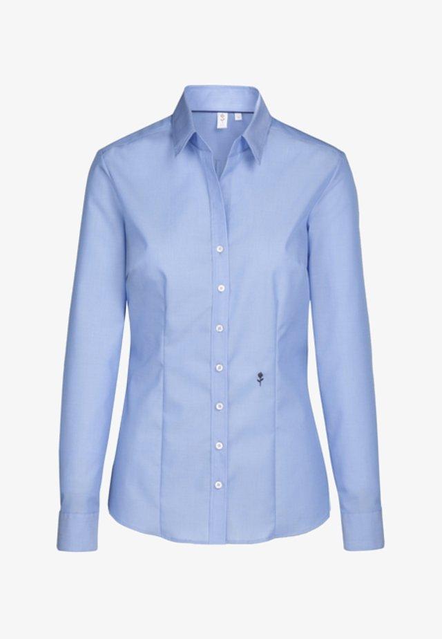 SCHWARZE ROSE - Koszula - blue