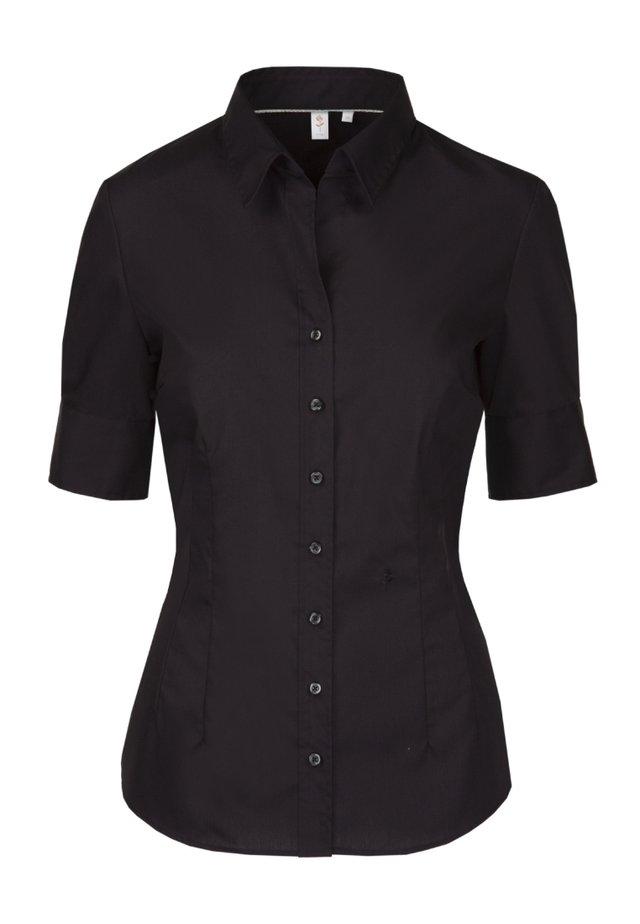 Skjortebluser - schwarz