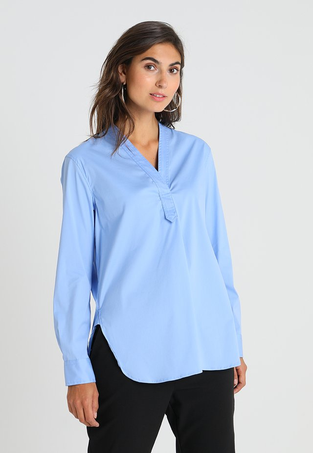 LANGARM - Pusero - blue