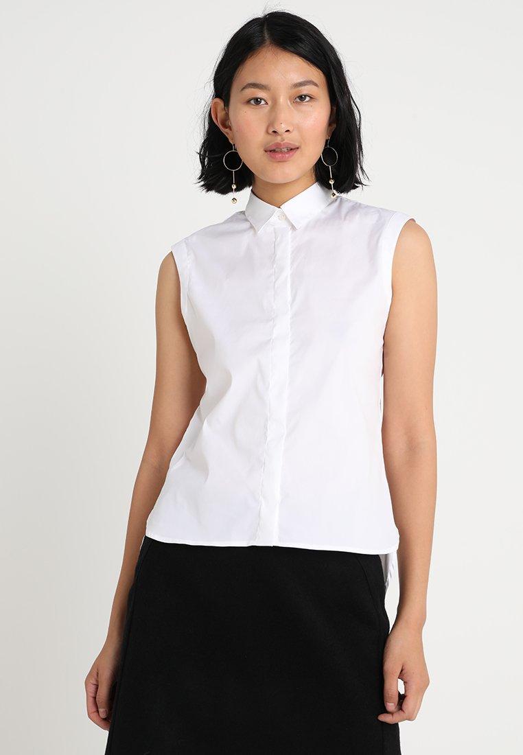 Seidensticker - Hemdbluse - weiß