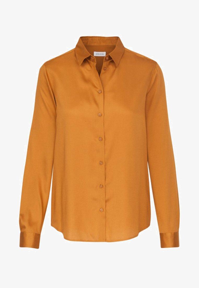 Seidensticker - REGULAR FIT - Hemdbluse - orange