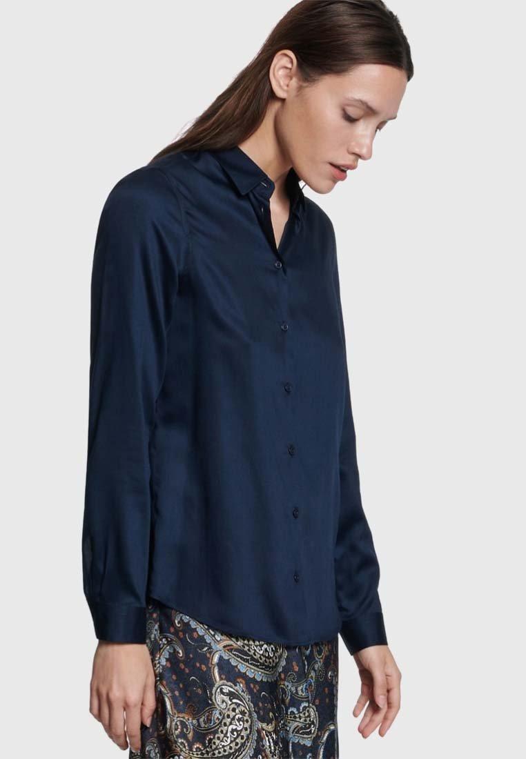 Seidensticker - REGULAR FIT - Skjortebluser - blue