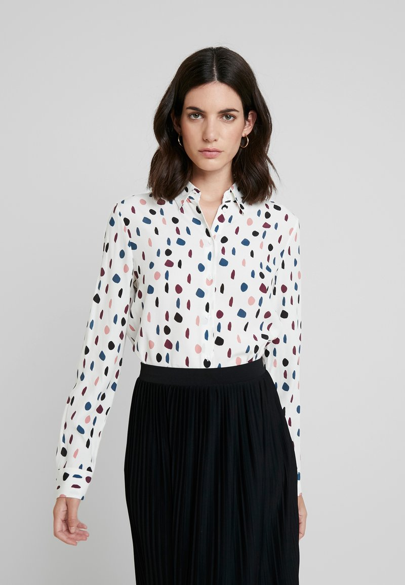 Seidensticker - Skjortebluser - offwhite