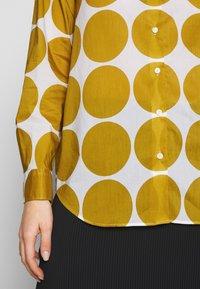 Seidensticker - REGULAR FIT - Button-down blouse - golden palm - 5