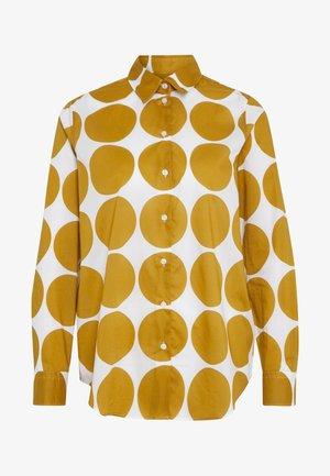 REGULAR FIT - Košile - golden palm