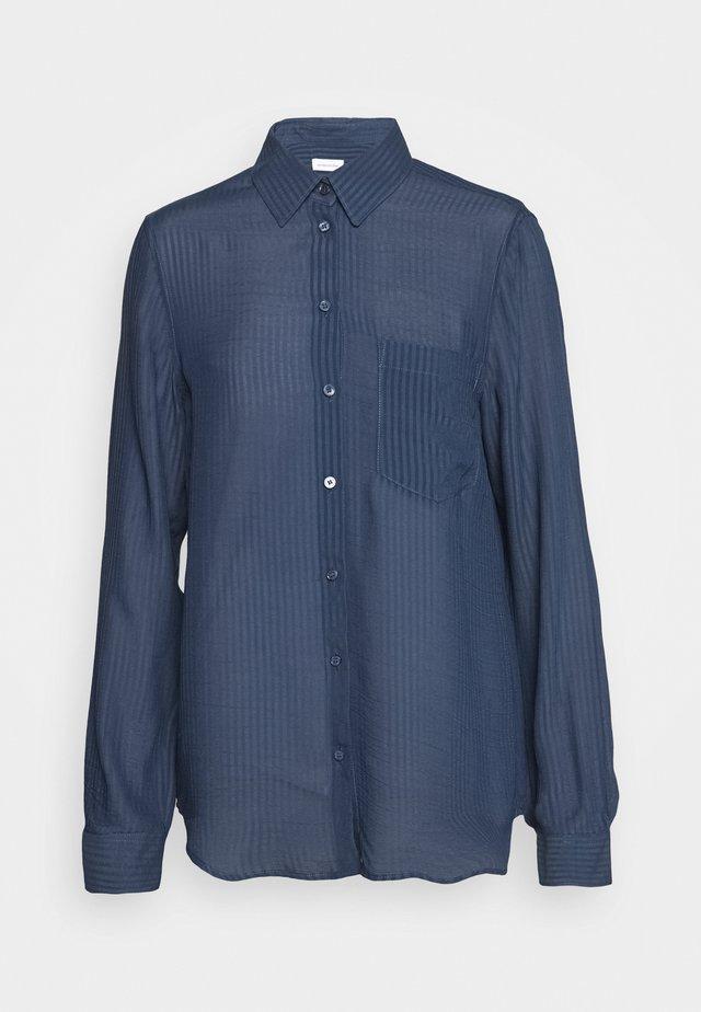 LANGARM - Košile - navy blazer