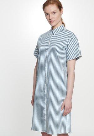 Sukienka koszulowa - medium blue