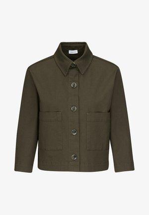 Summer jacket - green
