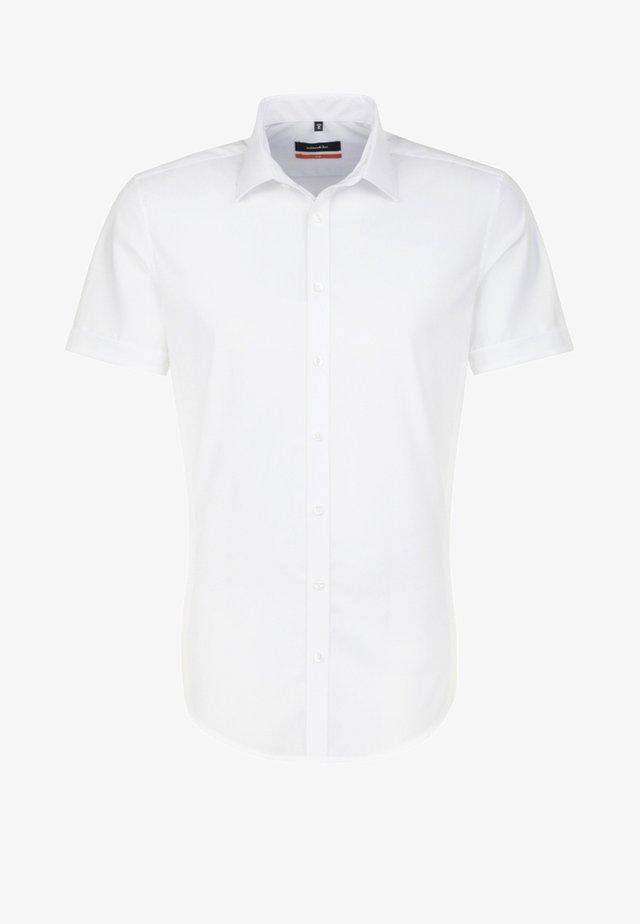 SLIM FIT - Shirt - weiss