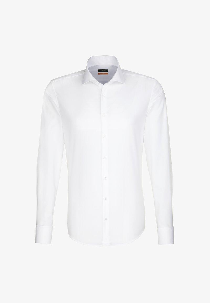 Seidensticker - SLIM FIT  - Formal shirt - weiß