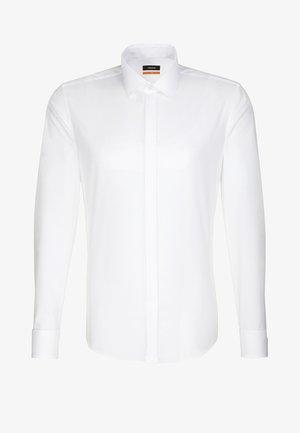 SLIM - Zakelijk overhemd - weiß