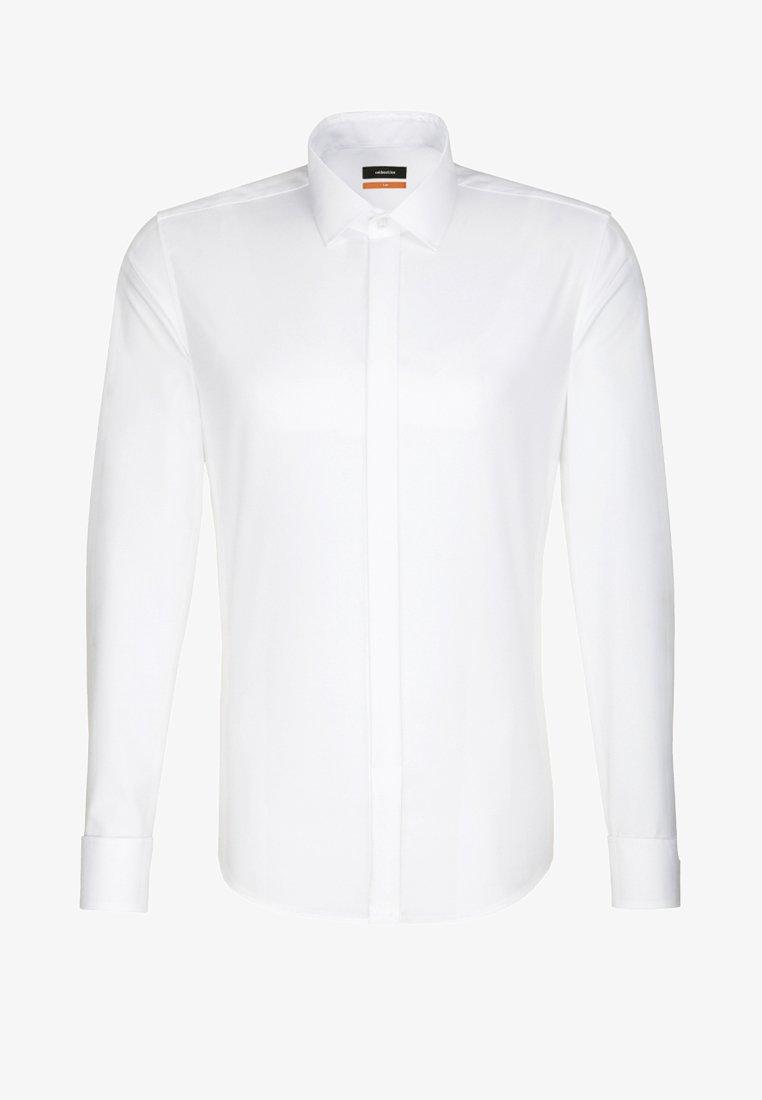 Seidensticker - SLIM - Zakelijk overhemd - weiß