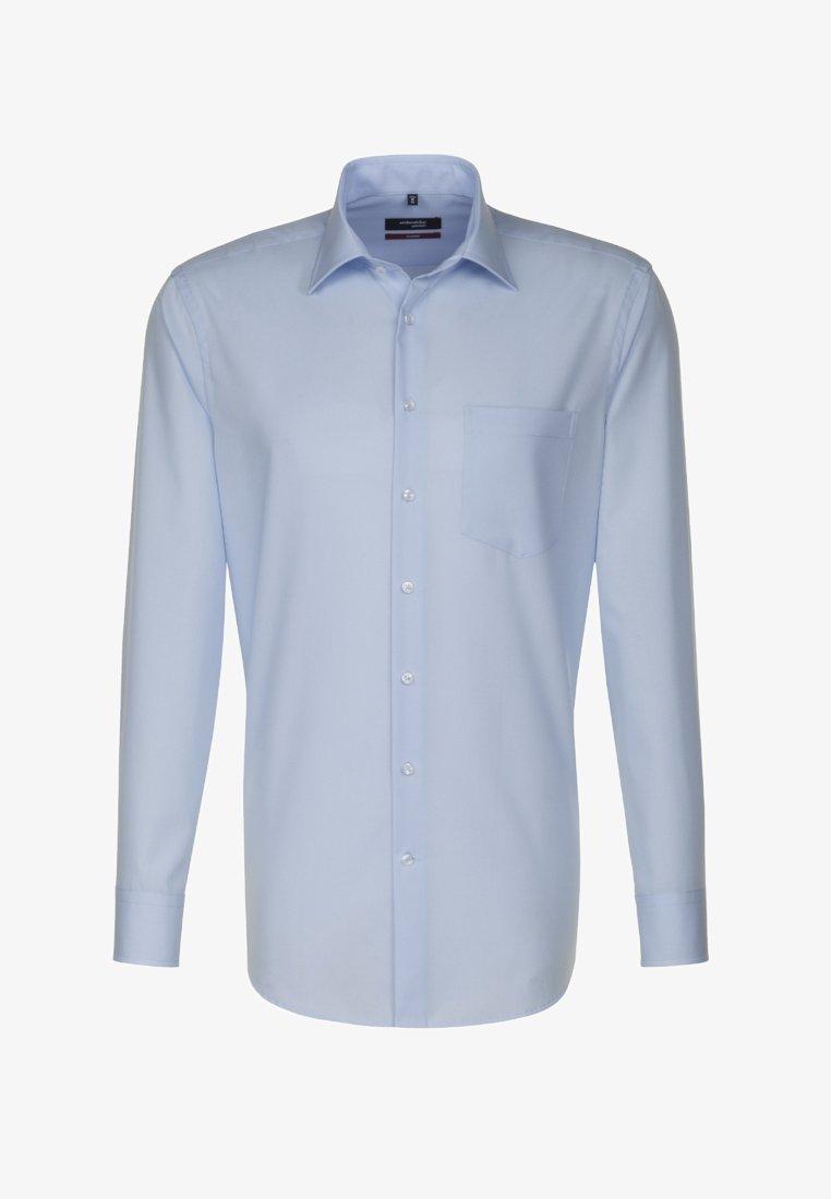 Seidensticker - MODERN FIT - Formal shirt - blau
