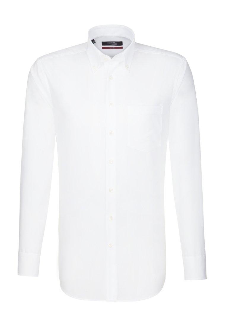 Seidensticker REGULAR FIT - Koszula biznesowa - weiss