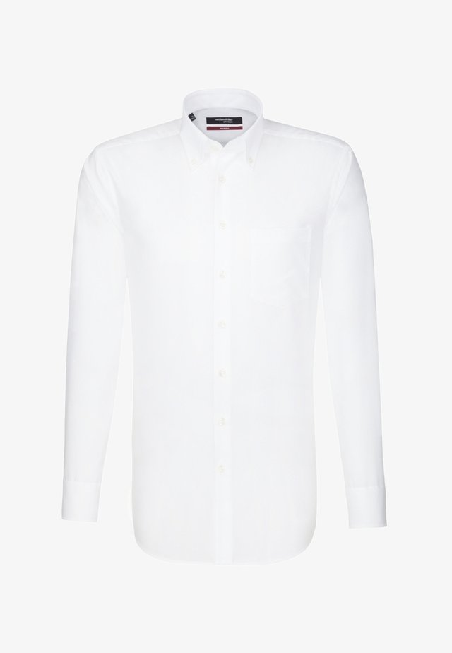 REGULAR FIT - Business skjorter - weiss