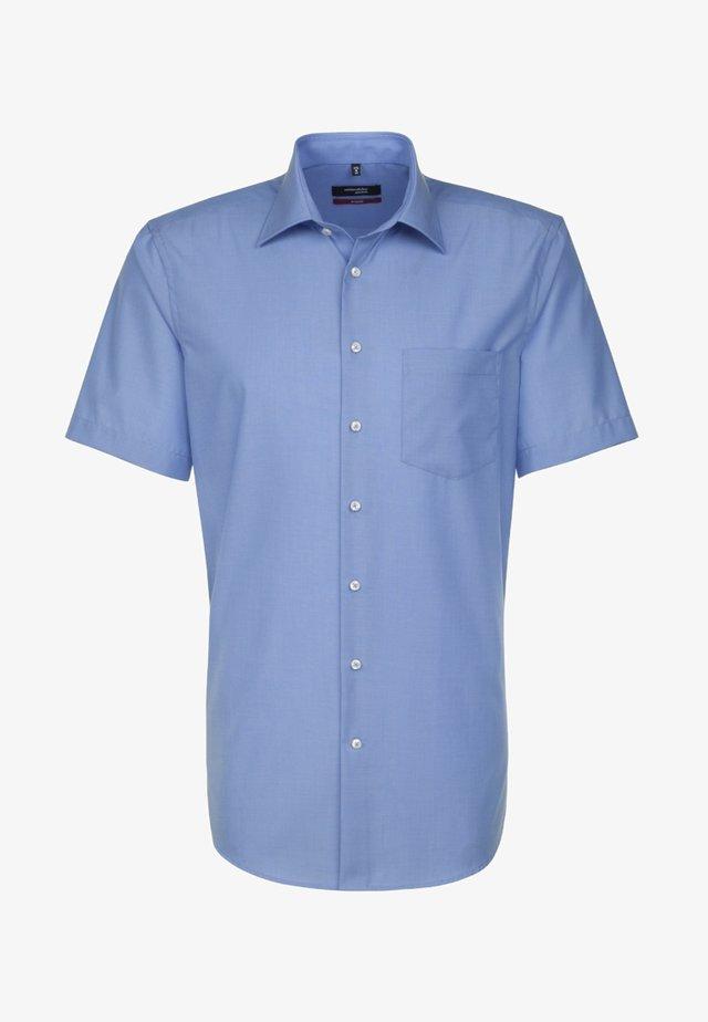 REGULAR FIT - Hemd - blau