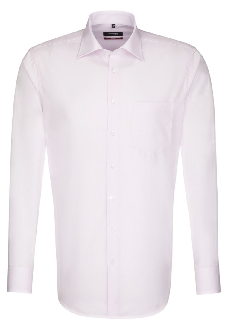 Seidensticker REGULAR FIT - Koszula biznesowa - rot
