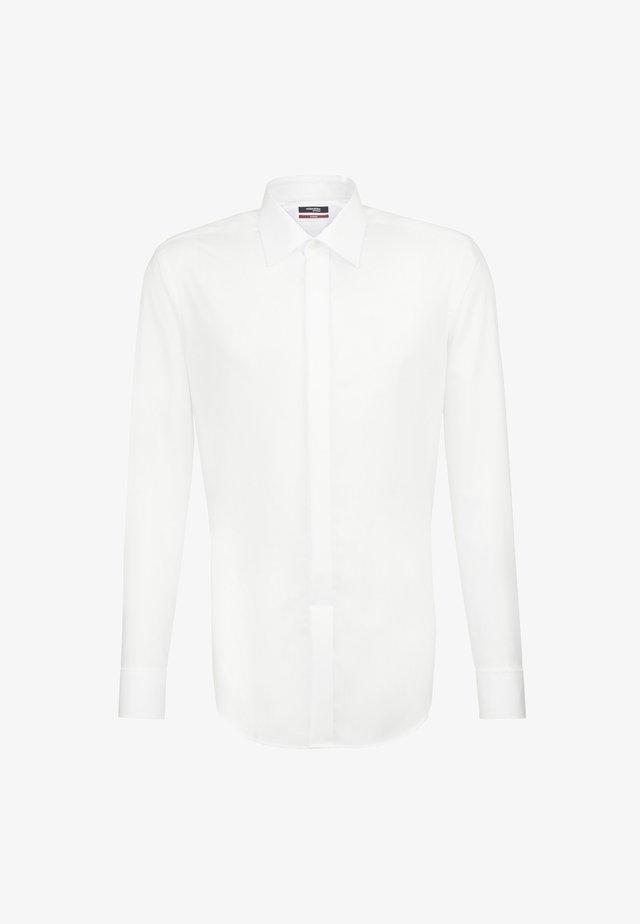 REGULAR FIT - Formal shirt - weiss