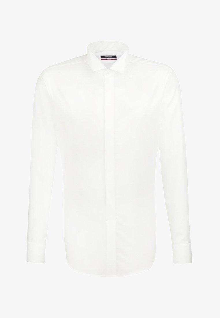 Seidensticker - MODERN FIT - Koszula biznesowa - weiss