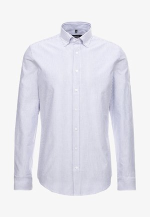 SMART BUSINESS SLIM FIT - Skjorte - llight blue/white