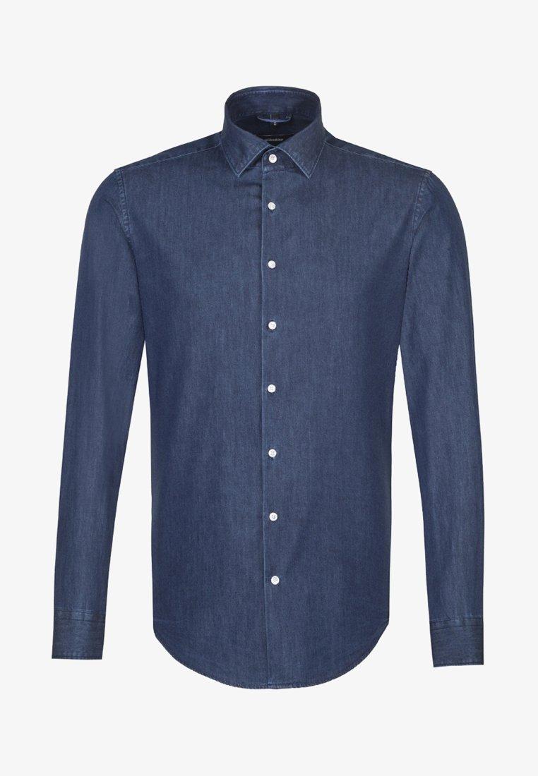 Seidensticker - MODERN FIT - Hemd - dark blue
