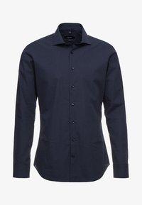 Seidensticker - SLIM FIT SPREAD PATCH  - Camicia elegante - navy - 4