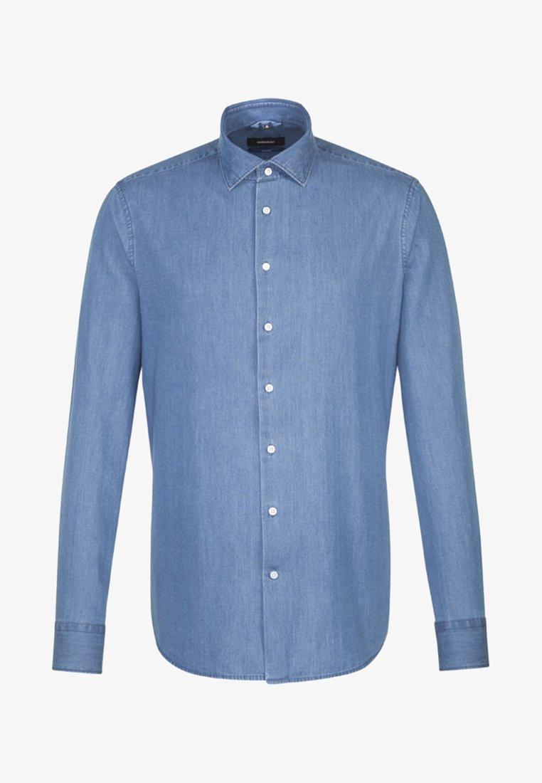 Seidensticker - TAILORED - Chemise - blue