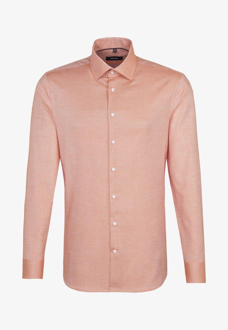 Seidensticker - SLIM FIT  - Businesshemd - orange