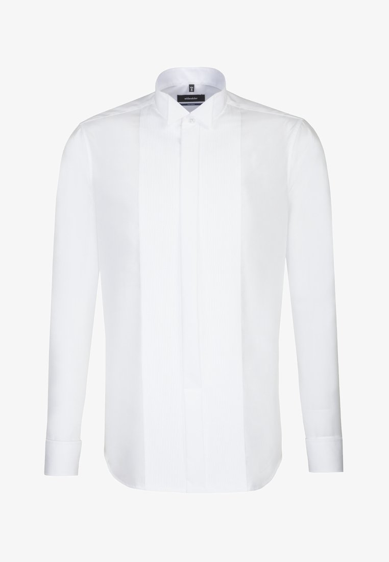 Seidensticker - SHAPED FIT - Overhemd - white