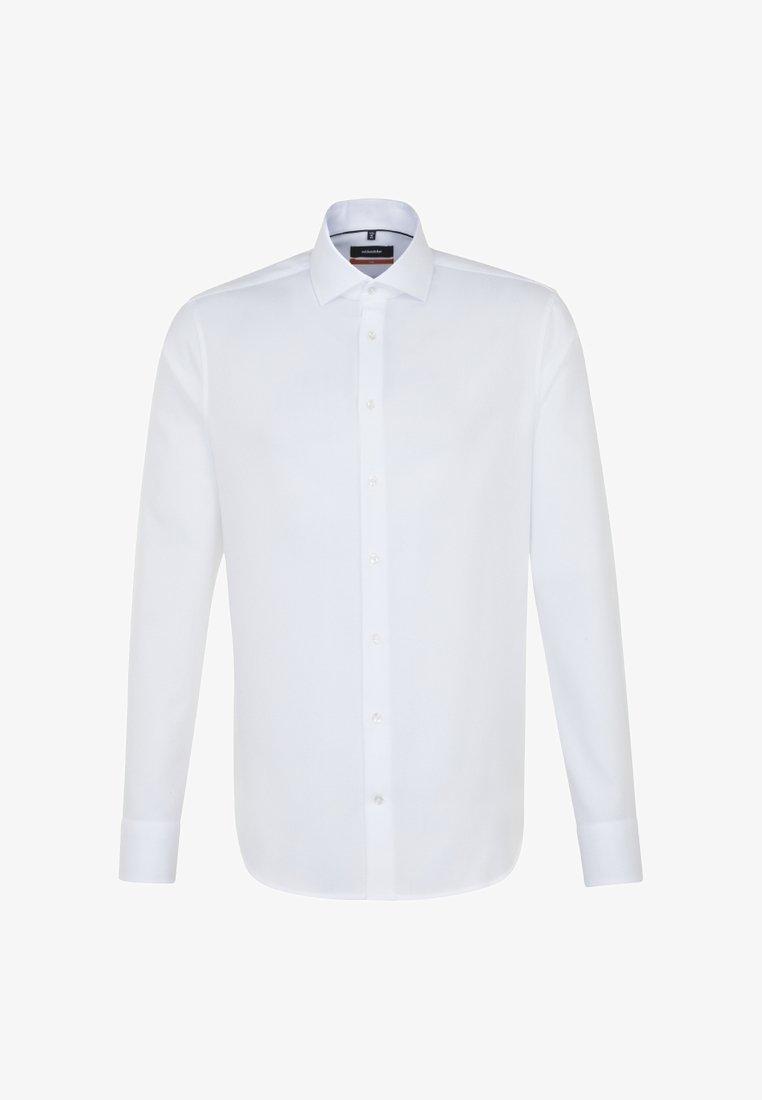 Seidensticker - SLIM FIT - Hemd - white