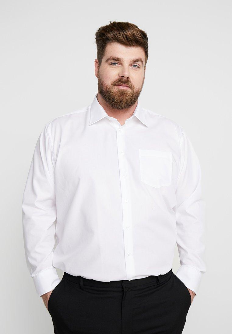 Seidensticker - MODERN FIT KENT - Camicia elegante - white