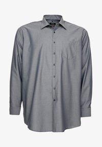 Seidensticker - REGULAR FIT - Camicia elegante - grey - 5