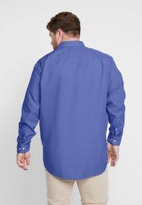 Seidensticker - REGULAR FIT - Formal shirt - blue - 2