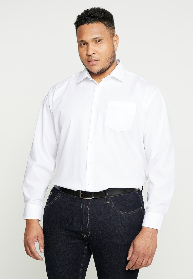 Seidensticker - COMFORT BUSINESS KENT - Formal shirt - white