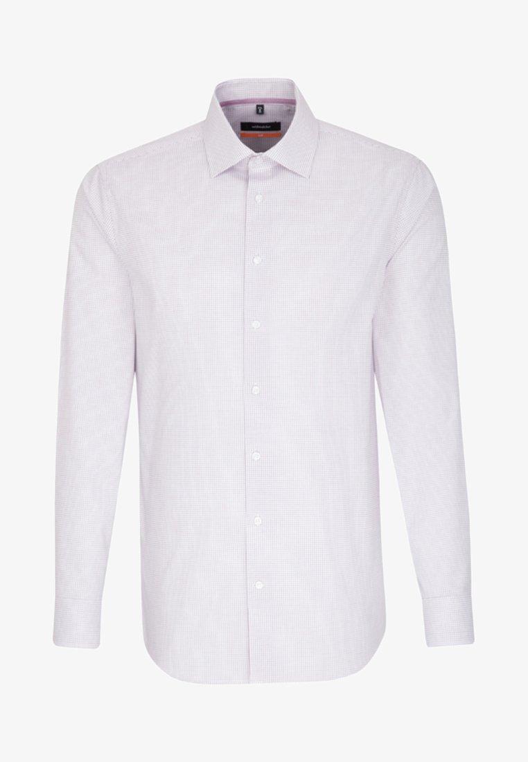 Seidensticker - SLIM FIT - Shirt - lilac