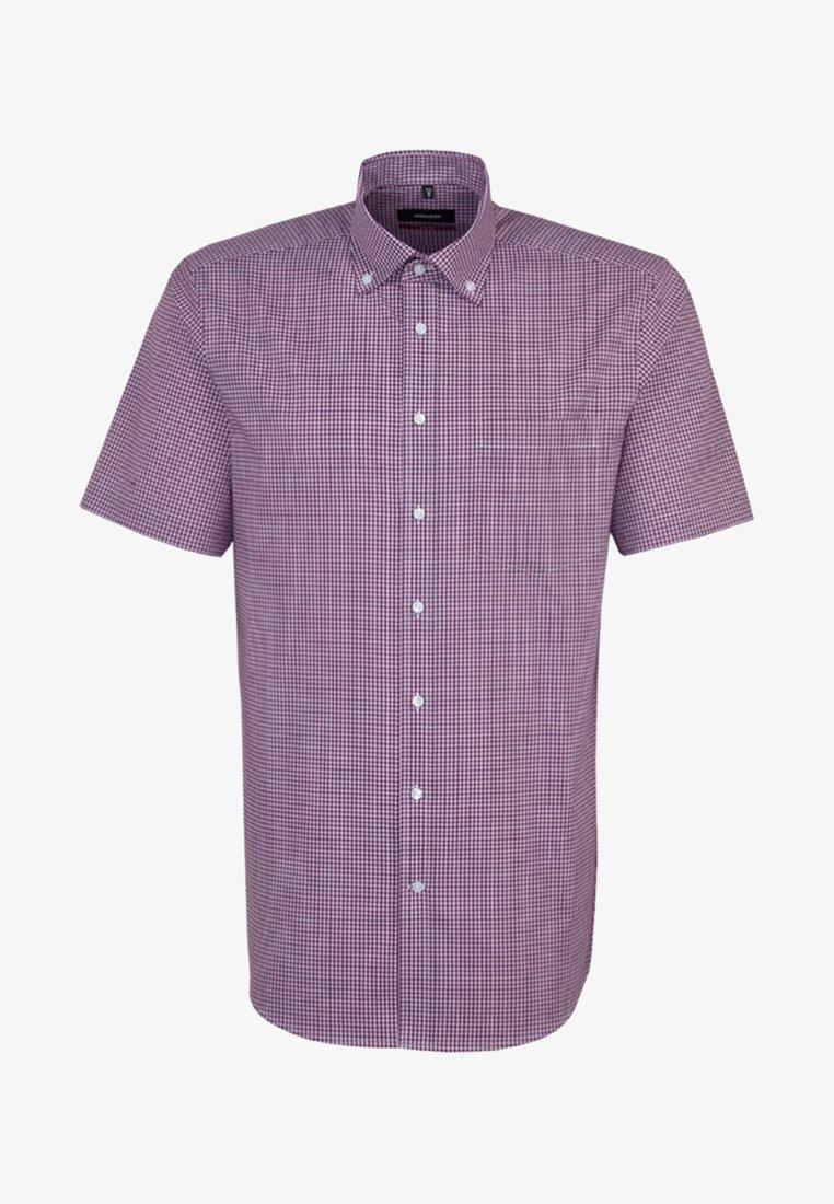 Seidensticker - MODERN - Shirt - purple