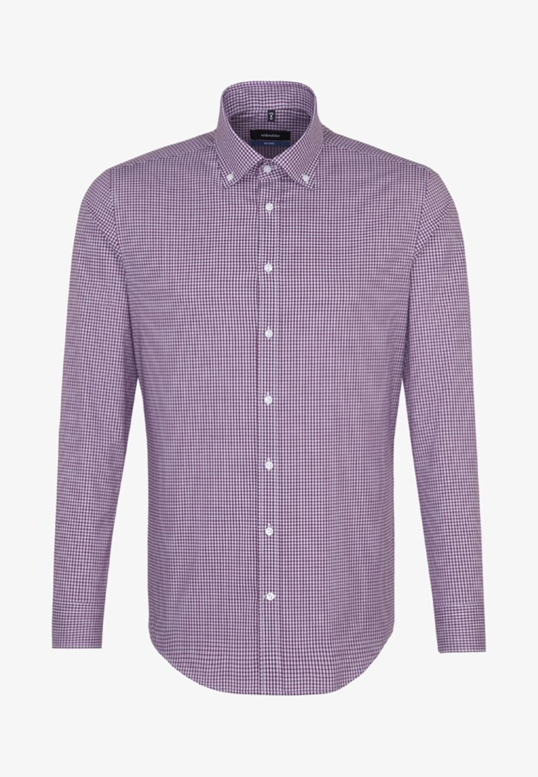 Seidensticker - TAILORED - Shirt - purple