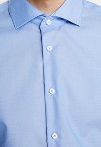 Seidensticker - SPREAD PATCH SLIM FIT - Finskjorte - blau - 4