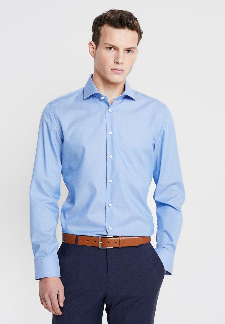Seidensticker - SPREAD PATCH SLIM FIT - Finskjorte - blau
