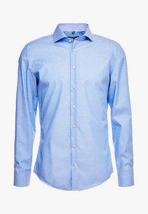 SPREAD PATCH SLIM FIT - Koszula biznesowa - blau