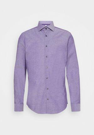 SLIM SPREAD KENT PATCH - Formální košile - lila