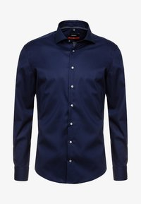 Seidensticker - SLIM SPREAD PATCH - Formal shirt - dunkelblau - 4