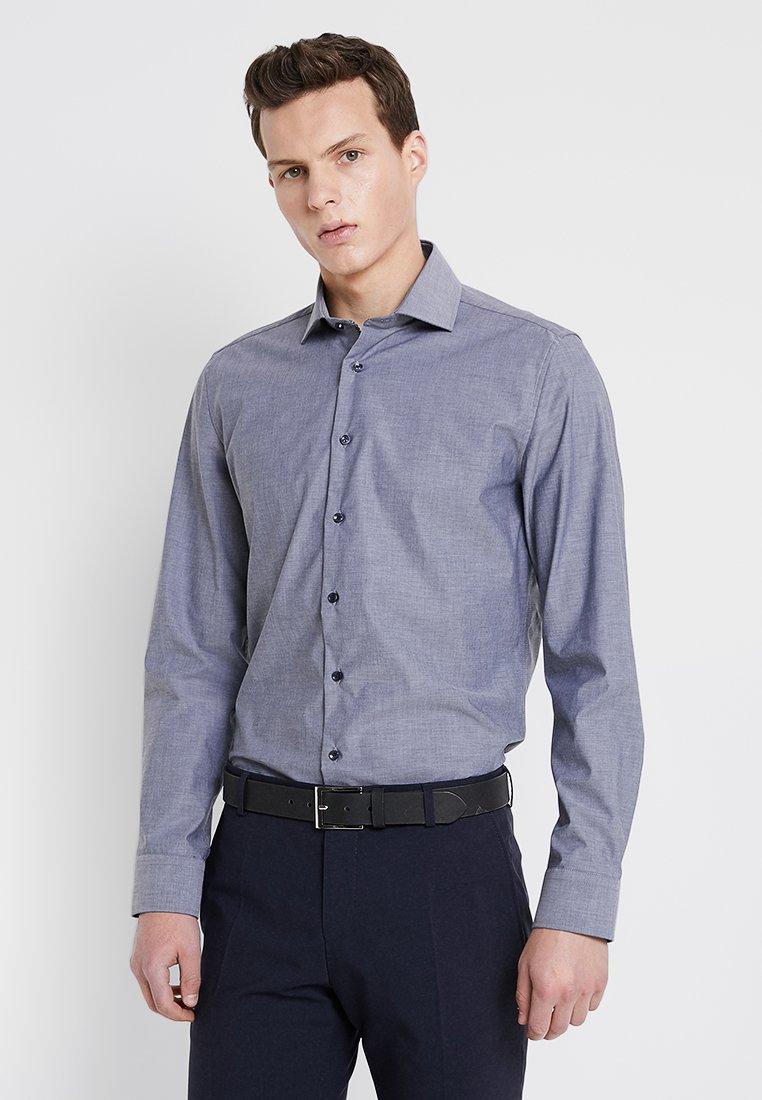 Seidensticker - SPREAD PATCH SLIM FIT - Formální košile - dunkelblau