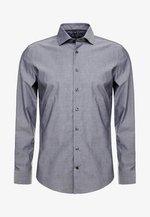 SPREAD PATCH SLIM FIT - Formální košile - schwarz
