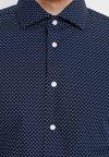 Seidensticker - SLIM SPREAD  - Shirt - blau
