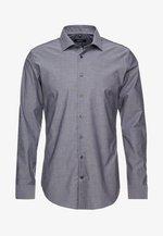 BUSINESS KENT PATCH EXTRA SLIM FIT - Formální košile - dark grey