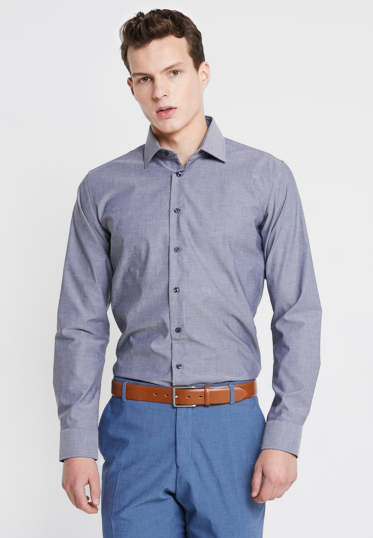 Seidensticker - BUSINESS KENT PATCH EXTRA SLIM FIT - Formální košile - dunkelblau