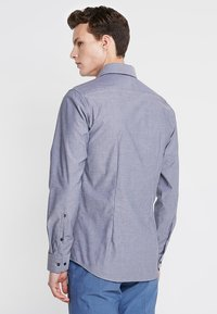 Seidensticker - BUSINESS KENT PATCH EXTRA SLIM FIT - Formální košile - dunkelblau - 2
