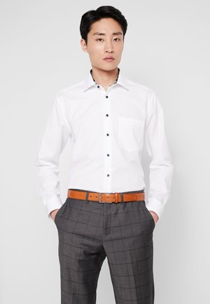 MODERN FIT BUSINESS  - Zakelijk overhemd - weiß
