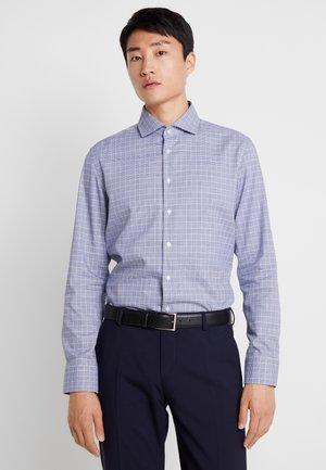 SLIM FIT LIGHT SPREAD KENT - Formální košile - marine